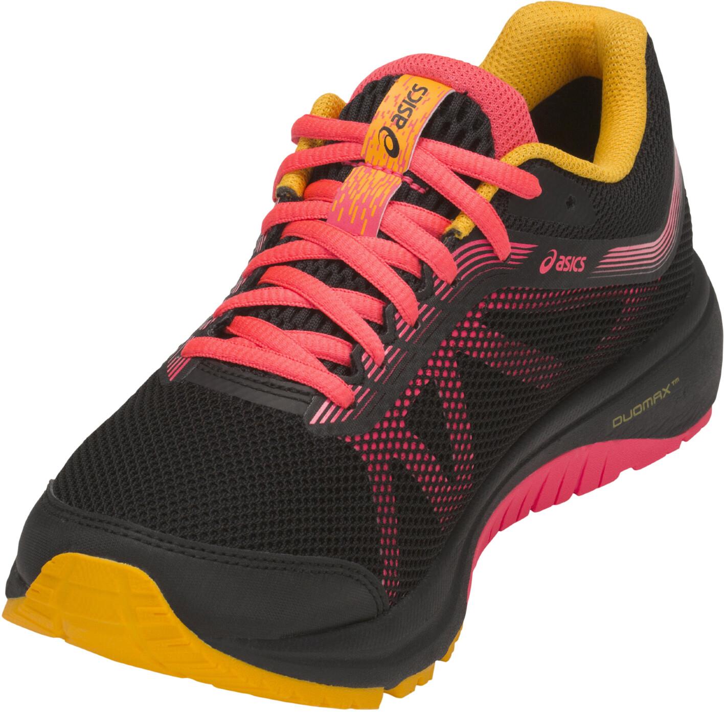 online store 09b20 8634d asics GT-1000 7 G-TX - Chaussures running Femme - rose noir